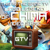 GTV LEGO LEGENDS OF CHIMA GAME