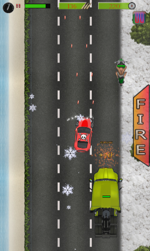 Road Rush Racing - Android and iOS game