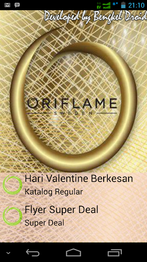 Katalog Oriflame Indonesia