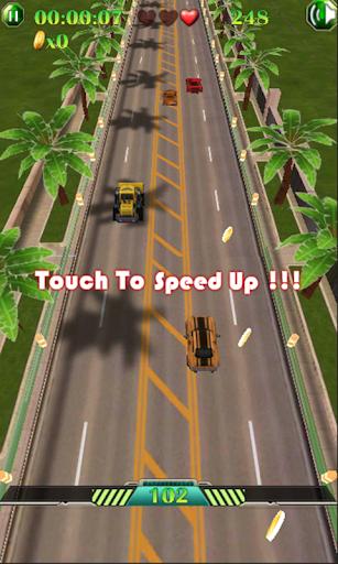 瘋狂超速飆車