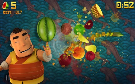 Fruit Ninja Free Screenshot 3