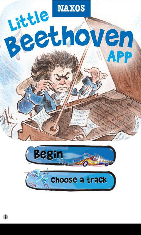 Little Beethoven App - screenshot