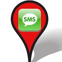 LocSMS - Text GPS Coordinates! icon