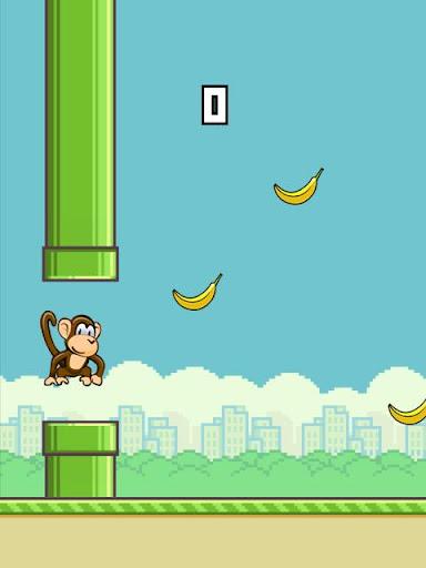Flappy Monkey