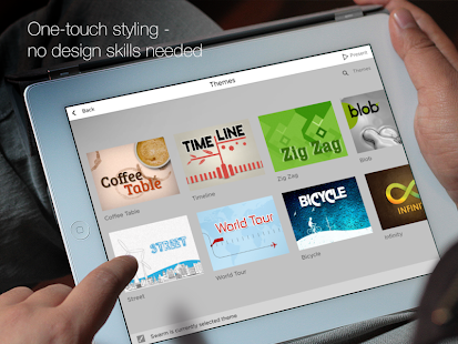 deck one-touch presentations - screenshot thumbnail