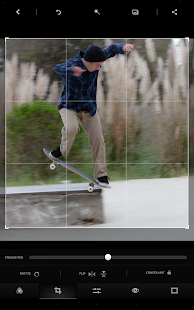 Adobe Photoshop Express - screenshot thumbnail