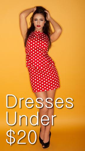 Dresses Under $20 Plus