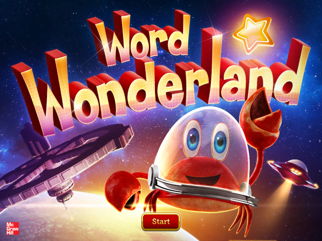 Word Wonderland Elem. Full- screenshot