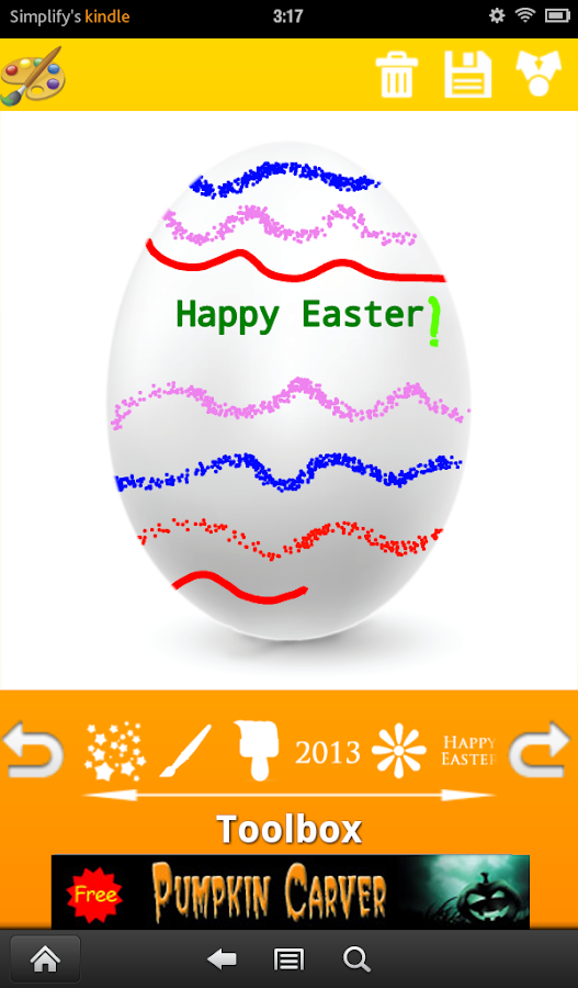 Easter Egg Hunt Free - screenshot