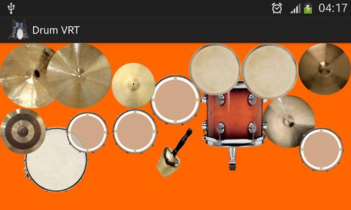 ドラムVRT