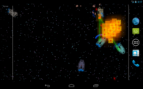 Pixel Fleet Lite Screenshot 7