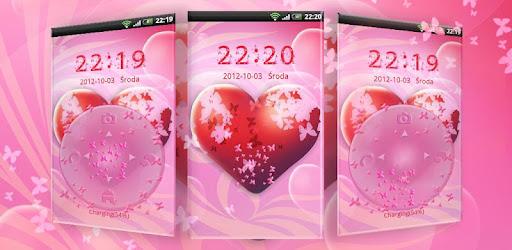 Приложения в Google Play – Theme <b>Hearts</b> for GO Locker