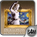Enciclopedia dell'ARTE icon