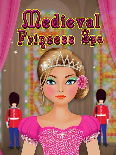 Download medieval princess spa for pc for Salon medieval
