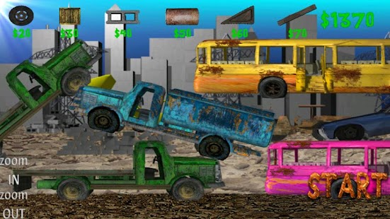 Monster Truck Junkyard- screenshot thumbnail