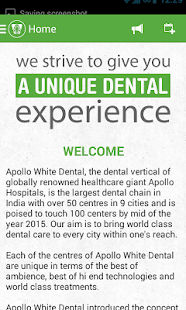 Apollo White Dental- screenshot thumbnail