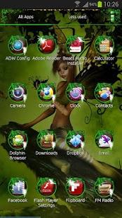 Fairy ADWTheme - screenshot thumbnail