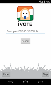 iVote - Official ECI App screenshot 17