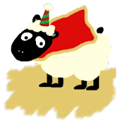 Christmas Sheep (no Animation)