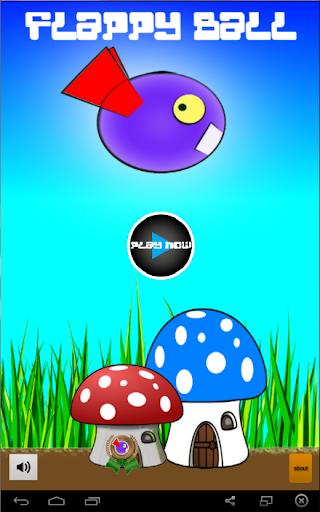 Flappy Super Ball