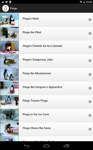 Pingu Videos für Kinder