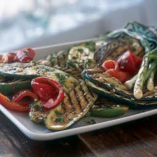 Grilled Vegetable Antipasto.