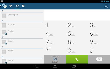 Text Me!  Free Texting & Call 2.8.8 screenshot 13542