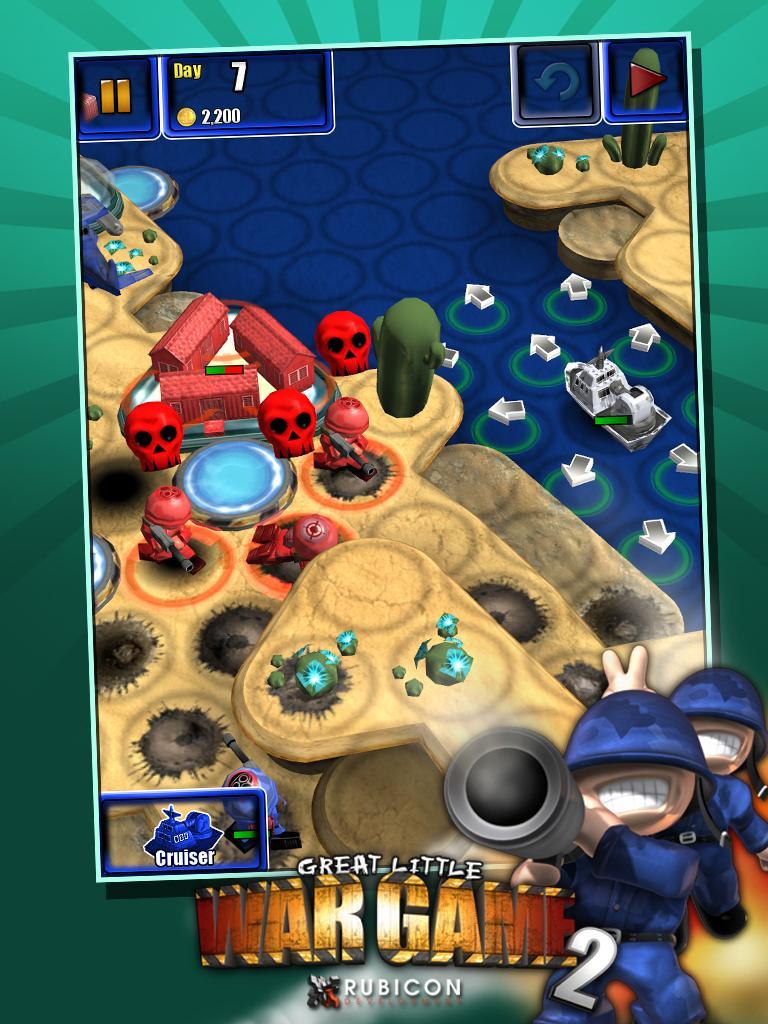 Great Little War Game 2 screenshot #4