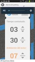 Screenshot of SegurCaixa AUTO