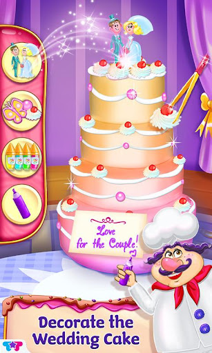Clumsy Chef Wedding Cake for PC