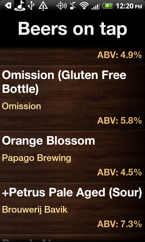 O.H.S.O. Brewery - screenshot