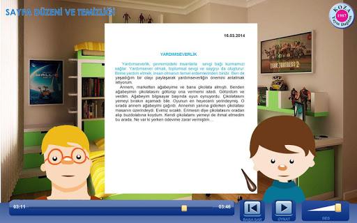 玩免費教育APP|下載Türkçe 5 KOZA Z-Kitap app不用錢|硬是要APP