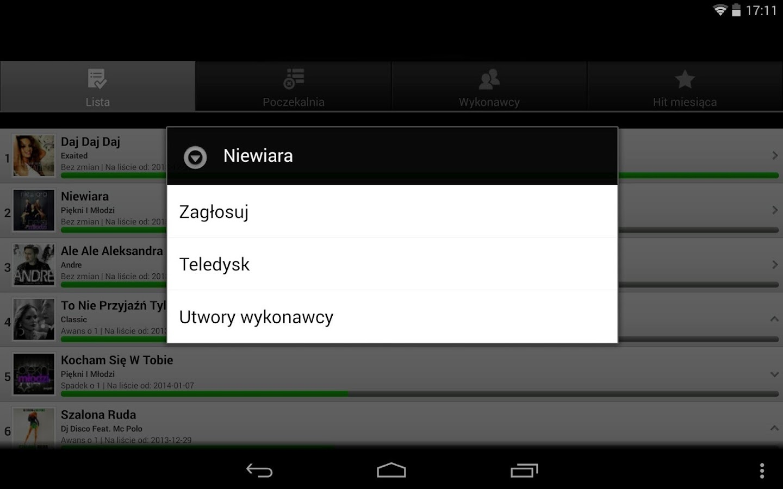 Disco Polo - Lista Przebojów - screenshot