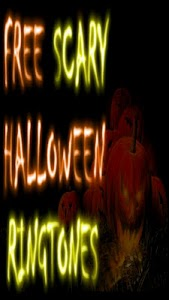 Free Scary Halloween Ringtones screenshot 0