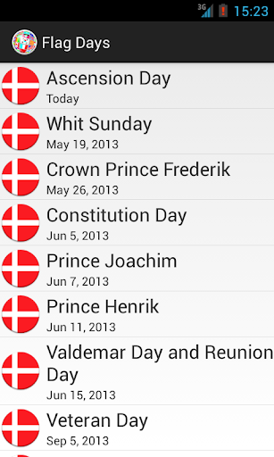 Flag Days