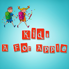 Kids A For Apple icon