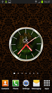 玩個人化App|Clock Best Live Wallpaper免費|APP試玩