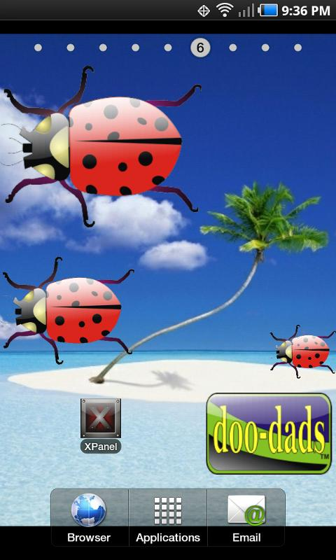 Lady Bug doo-dad - screenshot