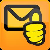 「一発デSMS」一斉SMS、大量送信、グループ送信、予約送信