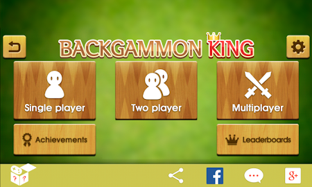 Backgammon King 14.0 screenshot 332321