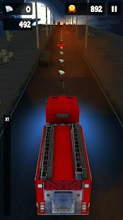 Fire Truck Frenzy Racing Free 街機 App-癮科技App