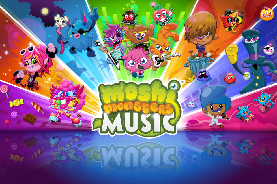 Moshi Monsters Music- screenshot