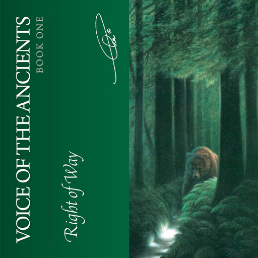 Voice of the Ancients: Right of Way cover