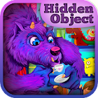 Hidden Object - My Monster! icon