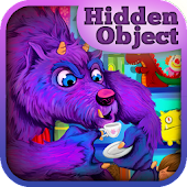 Hidden Object - My Monster!