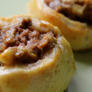Beef and Sweet Potato Knishes
