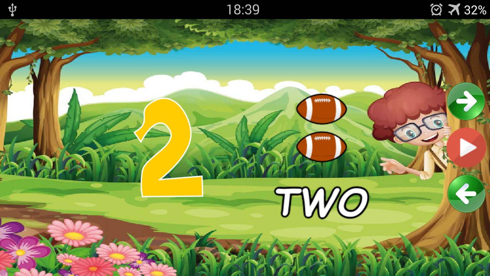 Games for kids (2,3,4 age)- screenshot