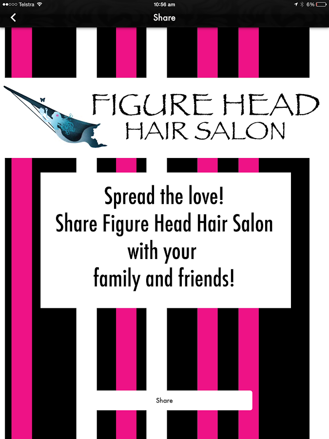 Figure head hair salon android apps on google play for Action salon singapore