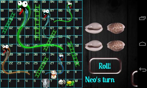 Snake Ladder Board Game Free