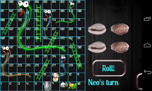 Snake & Ladder Board Game Free- screenshot thumbnail